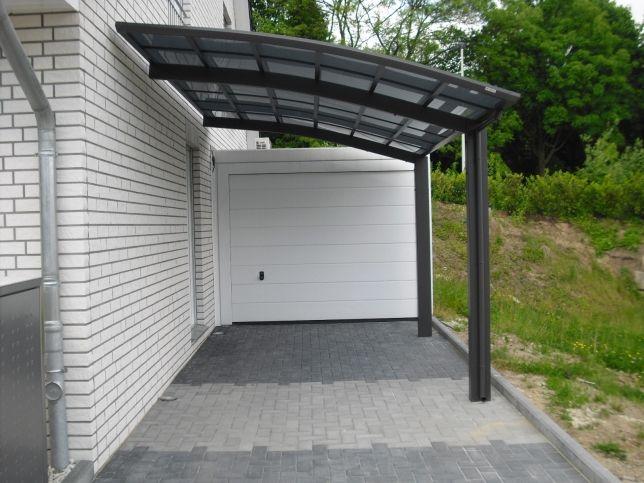 Carport portoforte 110 for Montageanleitung carport