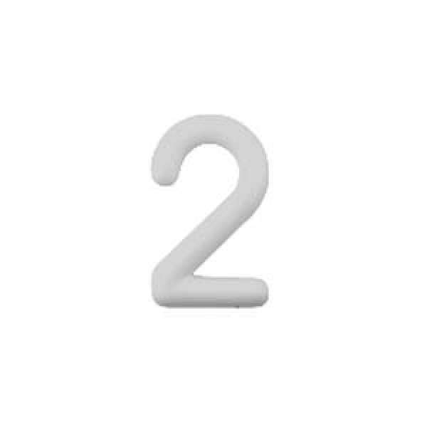 Hausnummer Modern hausnummer modern weiß