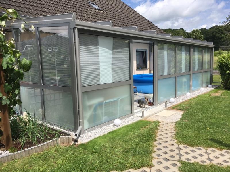 Ts Aluminium glas terrassendach serie t ts alu