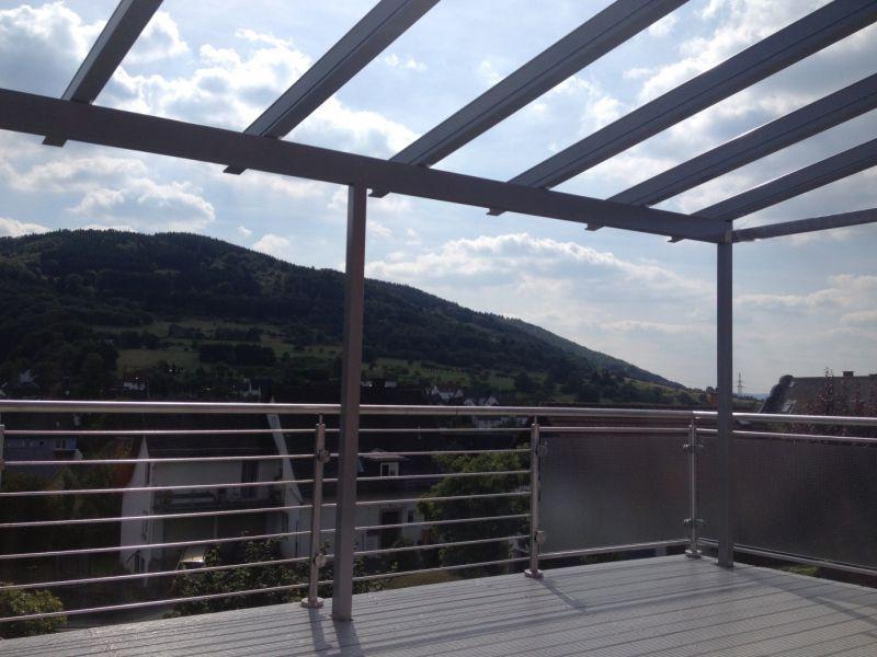 aluminium glas terrassendach in eschenburg. Black Bedroom Furniture Sets. Home Design Ideas