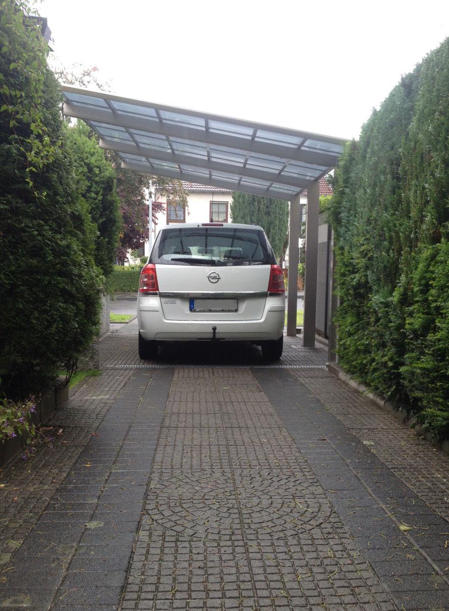 Carport Linea 170 in Bornheim am Rhein: